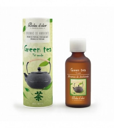Bruma de Ambiente Té Verde