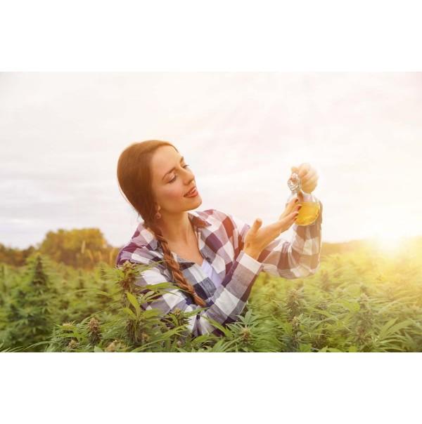 """""""Cada planta es recolectada cuando la naturaleza lo marca"""""""